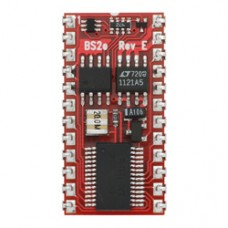 Parallax BASIC Stamp BS2e Microcontroller Module