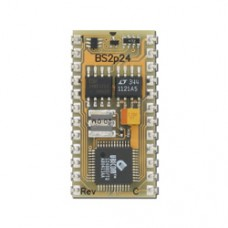 Parallax BASIC Stamp BS2p24 Microcontroller Module