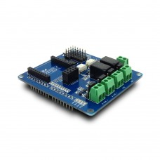 High Voltage Electrical Relay Wireless Shield