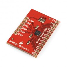 Sparkfun MPR121 Capacitive Touch Sensor Breakout Board