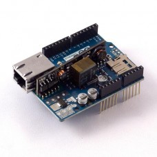 Arduino Ethernet Shield Rev3 with PoE Module