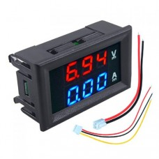 Digital Voltmeter Ammeter DC 100V 10A Meter-Tester-Display