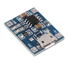 TP4056 Lithium Battery Charging Module with full charge Indication