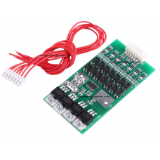 BMS 7S 24V 20A 18650 Battery Protection and Balancing Board