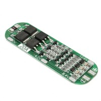 Lithium Battery 3S 20A BMS Protection Board With Balance Function