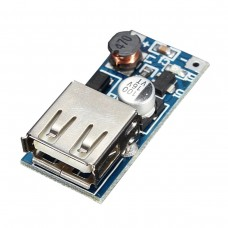 DC to DC Step Up Boost Converter 0.9-5V to DC 5V with USB