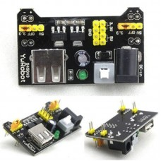Breadboard Power Supply Interface