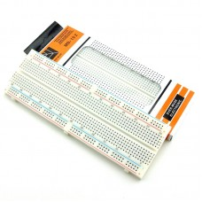 Breadboard MB102 830 points Big