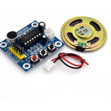 ISD1820 Voice-Sound Recording-Playback Module for Arduino Raspberry PI