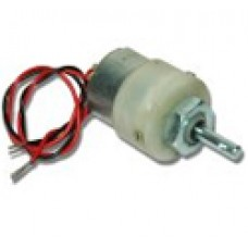 DC Geared Motor - 45 RPM Centre Shaft
