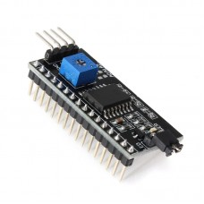I2C Module for 16x2 and 20x4 Character LCD