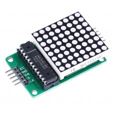 Matrix 8x8 LED Module | MAX7219 with SPI Interface