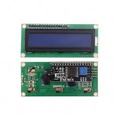 LCD Display 16x2 with I2C Interface for arduino raspberry pi