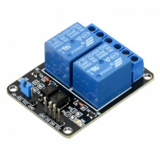 Relay Module 2 Channel 5V with Optocoupler