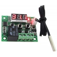 W1209 Digital Thermostat-Temperature-Thermo Controller Switch Module with Waterproof Sensor