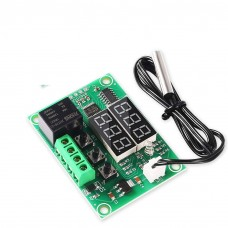 W1219 Thermostat Temperature Dual Display Controller