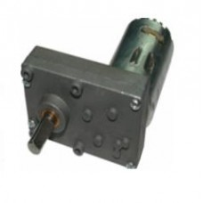 High Torque Square Box Geared Motor 300 RPM