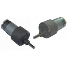 Johnson High Torque Geared Motor 10 RPM