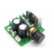 Variable DC 12-40V 10A PWM Motor Speed Controller