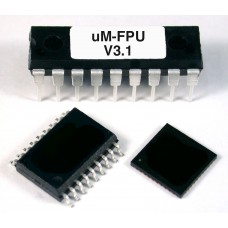32-bit Floating Point Coprocessor uM-FPU V3.1 SOIC
