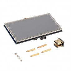 Touch Screen 5 Inch Display with HDMI for Raspberry Pi