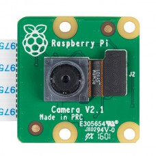 Raspberry Pi Camera ORIGINAL v2.1 8MP 1080p