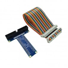 T Cobbler for Raspberry Pi IO Breakout Board with Cable