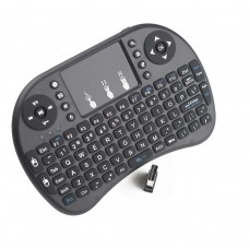 Wireless Keyboard with Touchpad Mouse 2.4GHz
