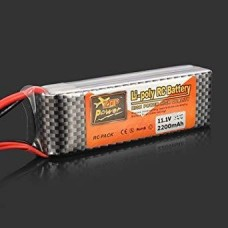 LIPO Battery Pack 11.1v 2200mAh 3S