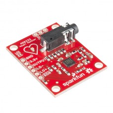 SparkFun USA Heart Rate Monitor AD8232 Kit with Connector cable and Sensor Pads
