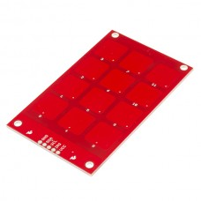 Sparkfun MPR121 Capacitive Touch Keypad