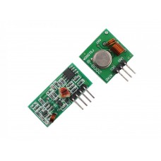 RF Module 315 Mhz ASK - Transmitter and Receiver set