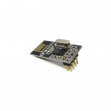 Nordic nRF24L01+ 2.4 GHz RF Wireless Transceiver Module with Chip Antenna
